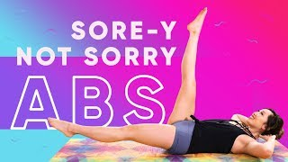 Download Youtube: Sore-y Not Sorry Ab Workout Challenge | Sorry Not Sorry by Demi Lovato