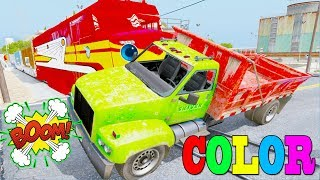 Fun LEARN COLORS Diney Cars And Truck Transportion In Trouble w Train In Superheroes & Spiderman Cars CartoonWelcome to Car And Friends Channel. Video Learn Color & Number For KidsThis Channel is about cartoon characters as Spiderman, Hulk, Elsa...with music as finger family, nursery rhymes For Children!Thank For Watch!Playlist :Collection Learn Numbers Video For Kids With Spiderman Cars  : https://www.youtube.com/watch?v=LGEMBndDVZs&list=PLeiK9SGD5dcyj_n1Hp0Z4Yx6mc3jPrnOjCollection Learn Colors For Kids With Spiderman Cars Cartoon :https://www.youtube.com/watch?v=LGEMBndDVZs&list=PLeiK9SGD5dczlFB53UXxxW4RDKgKE1vc-Learn Colors Cars with Spiderman Nursery Rhymes  : https://www.youtube.com/watch?v=LGEMBndDVZs&list=PLeiK9SGD5dcwwwtCHLWgk0Unc5DTjEhfbLearn Number Cars And Trucks W Spiderman Cars Cartoon : https://www.youtube.com/watch?v=LGEMBndDVZs&list=PLeiK9SGD5dcxCq5t6fbAHtUaPjIRqSMFy