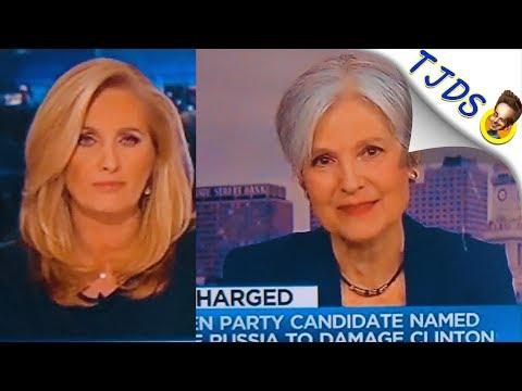 Jill Stein Smacks Down MSNBC Host Over Russian Propaganda