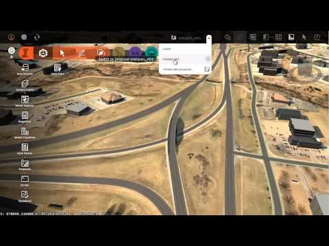 InfraWorks 360 Introduction