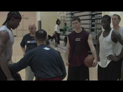 Jonny Flynn ATTACK Athletics Workout -- DraftExpress