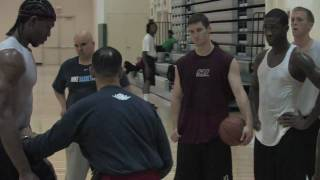 Jonny Flynn ATTACK Athletics Workout -- DraftExpress