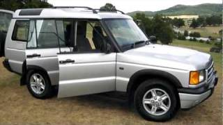 2002 Landrover Discovery GS TD5 Series 2 Www.bransfordgarage.co.uk