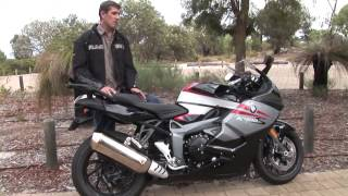 2. BMW K1300 Review