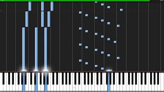 Kisetsu wa Tsugitsugi Shindeiku - Tokyo Ghoul в€љA (Ending) // Kimpianime [Piano Tutorial]