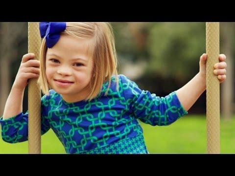 Watch video 7-Year-Old Girl With Down Syndrome Inspires Thousands: