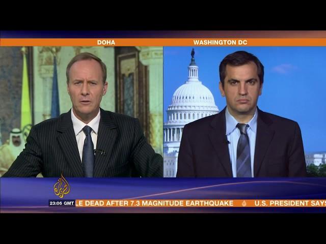 Joe Macaron talks to Aljazeera on Hariri's first speech after his return to Lebanon