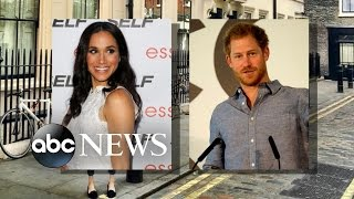 Markle (IN) United States  city photos gallery : Prince Harry Romance: Who Is Meghan Markle?