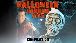 HALLOWEEN Horror Movie COMPILATION with Achmed the Dead Terrorist   JEFF DUNHAM