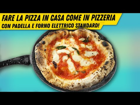 come cucinare una pizza perfetta, come in pizzeria!