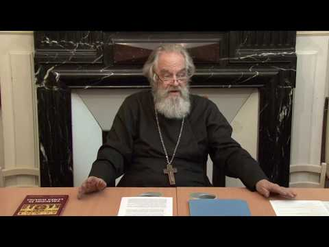 CDS Paris, 31 mai 2017: Iconologie et art chrétien. Pr. Nicolas Ozoline