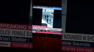 Shooting at youtube headquarters #CNNnews #bbcnews  #aljazeeranews