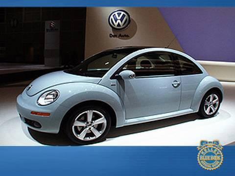 2010 VW New Beetle Final Edition - KBB - LA Auto Show - Volkswagen