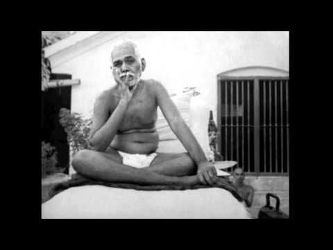 Ramana Maharshi Quotes: The Look of Love & Grace