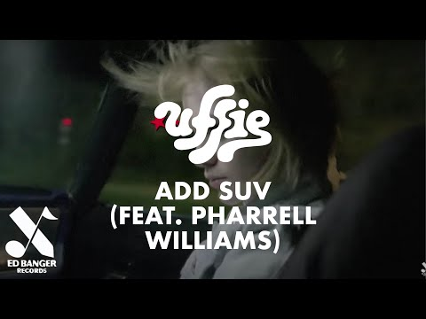 "Music Video: Uffie ""Add SUV"" featuring Pharrell Williams"