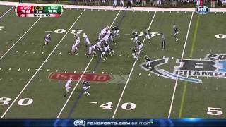 William Gholston vs Wisconsin & Minnesota (2011)