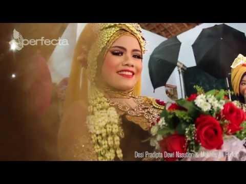 Wedding highlight Desi & Mukhlis