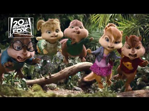 Alvin & The Chipmunks: Chipwrecked | Trailer | Fox Family Entertainment
