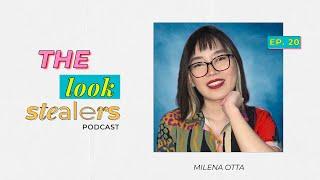 Quando um filme de Moda e uma professora rígida guiam a sua carreira #TheLookStealers podcast