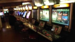 Funabashi Japan  City pictures : Funabashi, Japan - Game Fuji video game arcade ゲームフジ船橋