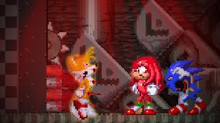 Video What happens in the duo of Tails and Knuckles if only Knuckles will survive? Sonic.exe SoH MP3, 3GP, MP4, WEBM, AVI, FLV Oktober 2018