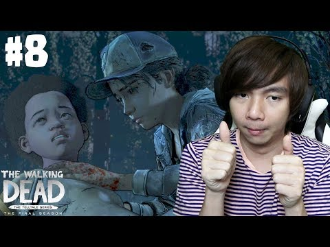 AJ Tertembak - The Walking Dead: The Final Season Indonesia #8