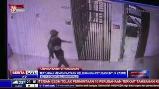 Video Terdakwa Kasus Narkotika Kabur Terekam CCTV MP3, 3GP, MP4, WEBM, AVI, FLV Januari 2019