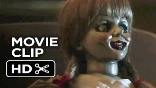 Annabelle Movie CLIP - Demons Use Conduits (2014) - Alfre Woodard Horror Movie HD