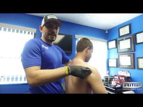 Session Sit in:  Soft Tissue Work for SLAP Tears and Biceps Tendonitis in a Baseball Pitcher