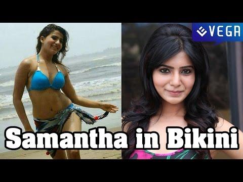 Samantha Bikini in Anjaan