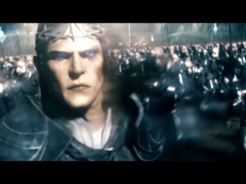 "Middle-earth: Shadow of Mordor Story Trailer - ""The Bright Lord"""