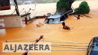 Sierra Leone appeals for 'urgent' aid for deadly mudslide disaster Sierra Leone's President Ernest Bai Koroma has appealed for ...