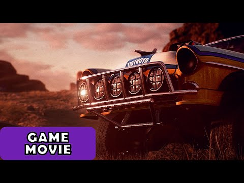 Need For Speed: Payback [All Cutscenes] The Movie Game Movie [PS4 PRO]