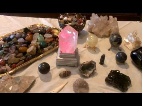 Gemstones And Their Magical Uses Pt.1