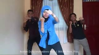 Senam Muhammad Ali By IDMR (Ikatan Duta Mahasiswa Riau)