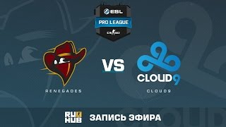 Renegades vs. Cloud9 - ESL Pro League S5 - de_mirage [flife, sleepsomewhile]