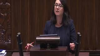 """Kamila Gasiuk Pihowicz: """"to o co wam chodzi to przejęcie władzy nad wymiarem sprawiedliwości"""""""