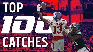 Video Top 100 Catches of the 2017 Season! | NFL Highlights MP3, 3GP, MP4, WEBM, AVI, FLV Juli 2018