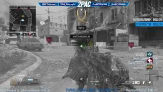 FINALS 2nd Map of the CMG $900 3v3 Tourney!