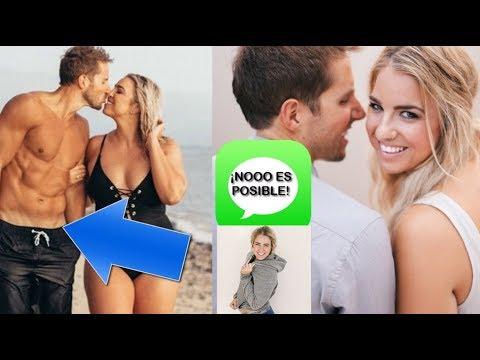 Fotos de amor - Cuelga fotos de su marido en la playa, de repente le llega un mensaje desconcertante