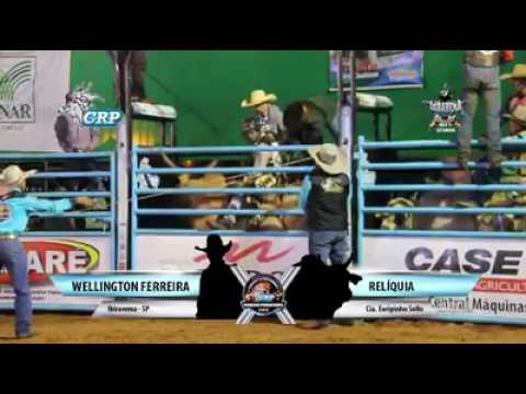 Wellington Ferreira Gomes (guri) em ibirarema rodeo fest