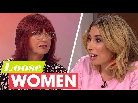 Stacey Isn't Entirely Sure That the Moon Landings Actually Happened | Loose Women