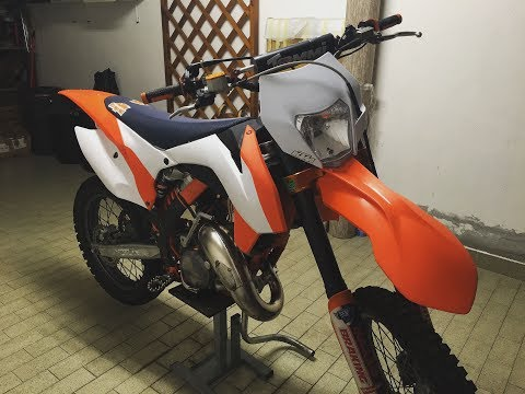 Restyling of my Ktm | From 2008 to 2016 | STORY pt.2