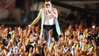 Gangnam Style Free Concert (Korea-Seoul)