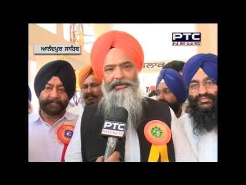 Khalsai Kheda   Inauguration   Anandpur Sahib