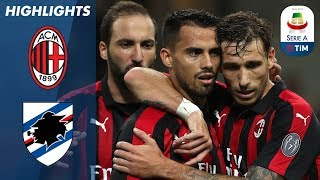 Download Video AC Milan 3-2 Sampdoria   Suso Strike Settles San Siro Thriller   Serie A MP3 3GP MP4