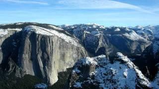 Yosemite Winter Sunrise Timelapse