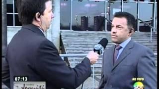 Jornal SBT entrevista o Dr. Jonatas Lucena ao vivo