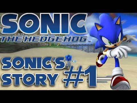 Sonic The Hedgehog 2006 – Sonic's Story Part 1 – Wave Ocean