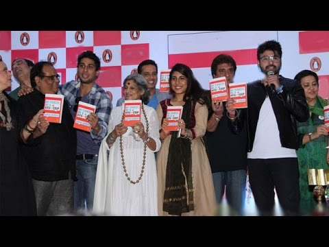 Aarya Babbar's First Book Launched!